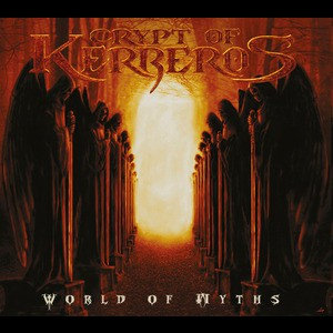 Crypt Of Kerberos ‎– World Of Myths Digi-CD