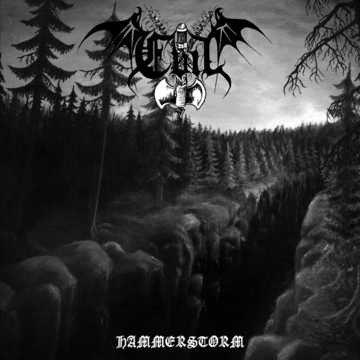 Evil - Hammerstorm CD