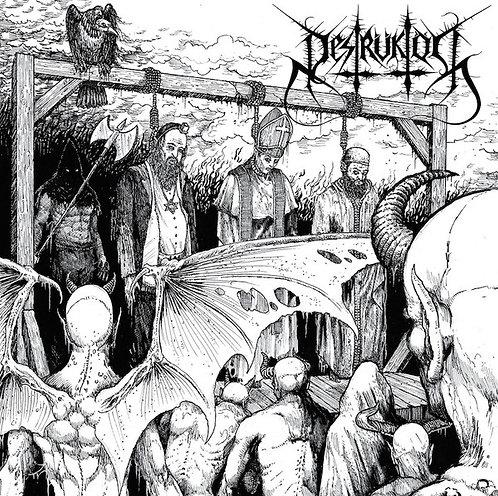 Destruktor - Opprobrium CD