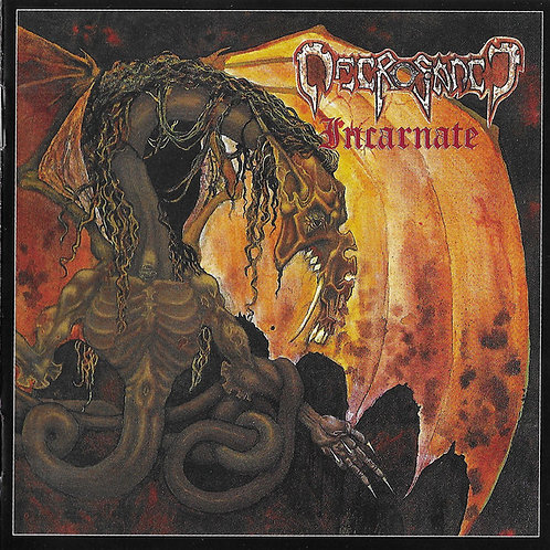 Necrosanct - Incarnate CD