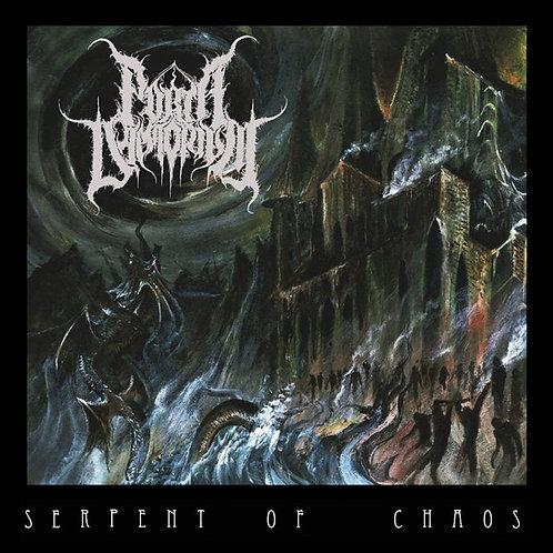Porta Daemonium – Serpent Of Chaos CD