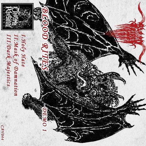 Blood Rites – Demo 1 TAPE