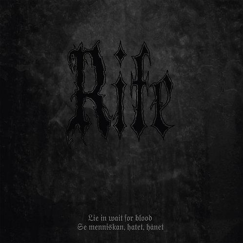 Rite – Lie In Wait For Blood - Se Menniskan, Hatet, Hånet CD
