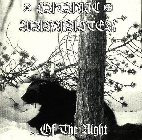 Satanic Warmaster - ...of the Night MCD
