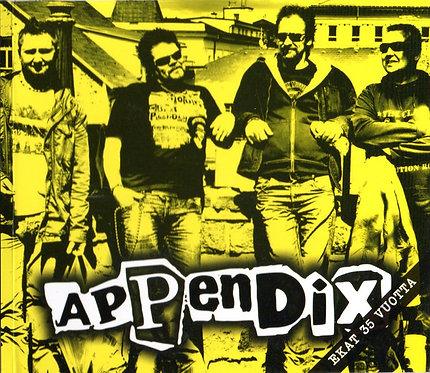 Appendix – Ekat 35 Vuotta Digi-CD