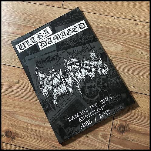 Ultra Damaged: Damage Inc. Zine Anthology BOOK