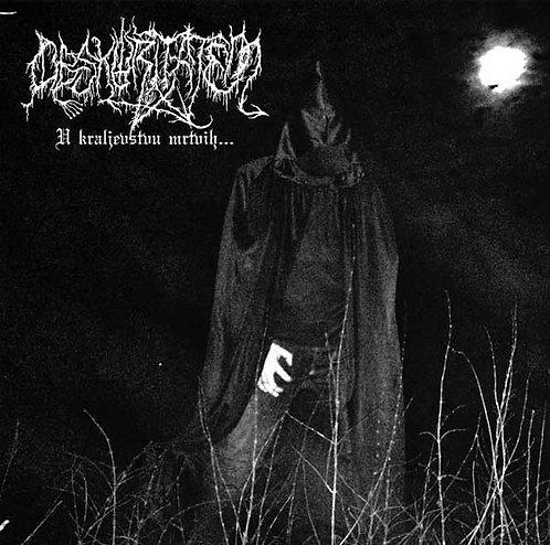 Obskuritatem - U Kraljevstvu Mrtvih... LP (White Vinyl)