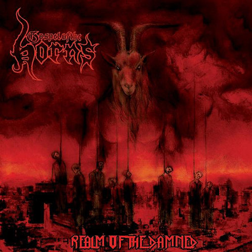 Gospel Of The Horns – Realm Of The Damned CD