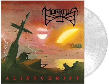 Morbius - Alienchrist 2xLP (Red Vinyl)