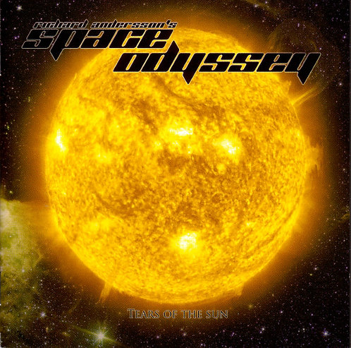 Space Odyssey - Tears of the Sun CD