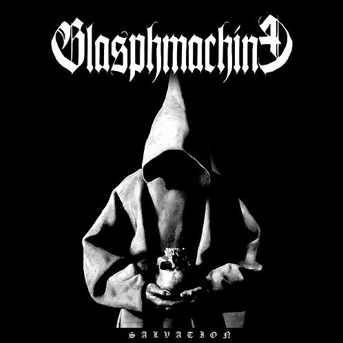 Blasphmachine - Salvation Digi-CD
