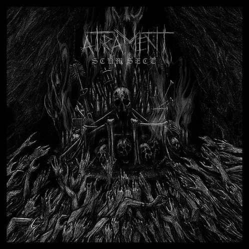 Atrament - Scum Sect DIGI-CD