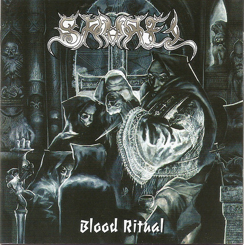 Samael - Blood Ritual CD