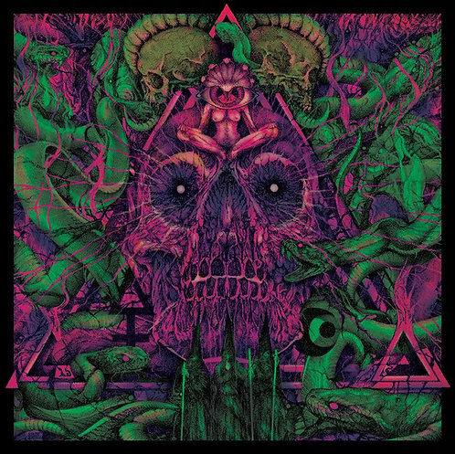 Doom Snake Cult ‎– Love Sorrow Doom CD