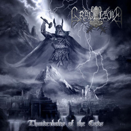 Graveland - Thunderbolts of the Gods CD