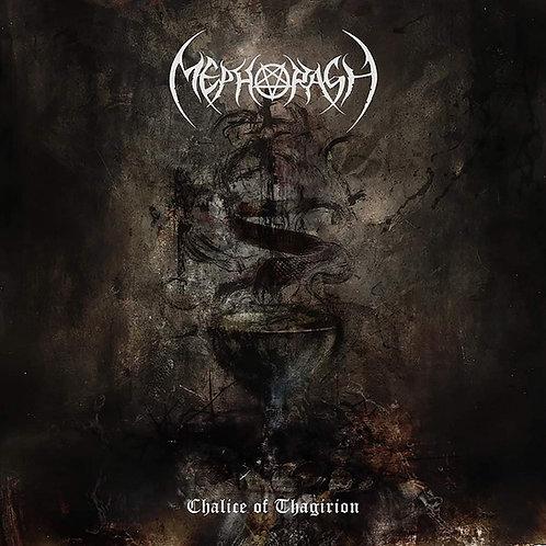 Mephorash - Chalice of Thagirion LP (Black Vinyl) (PRE-ORDER)