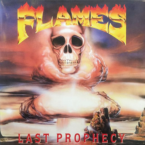 Flames - Last Prophecy LP