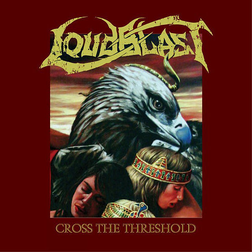 Loudblast - Cross The Threshold DIGI-MCD