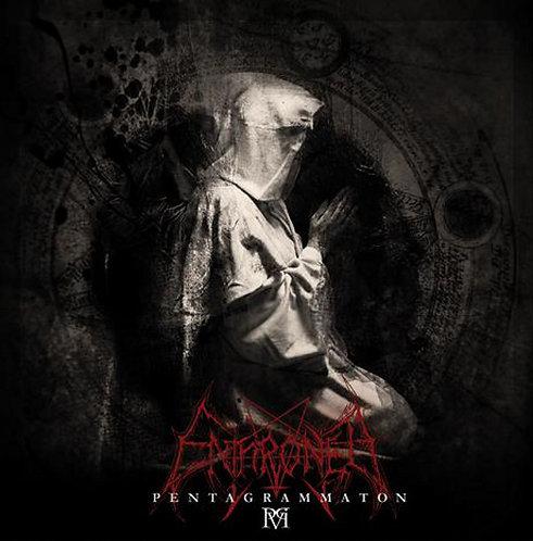 Enthroned – Pentagrammaton CD