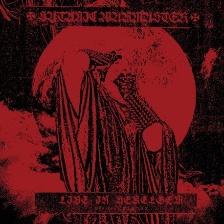 Satanic Warmaster - Live in Hekelgem DIG-CD