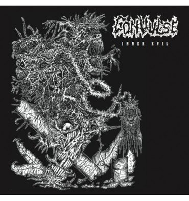 Convulse – Inner Evil LP
