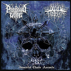 Profound Grave / Occult Pantheon – Immortal Chaos Ascends CD