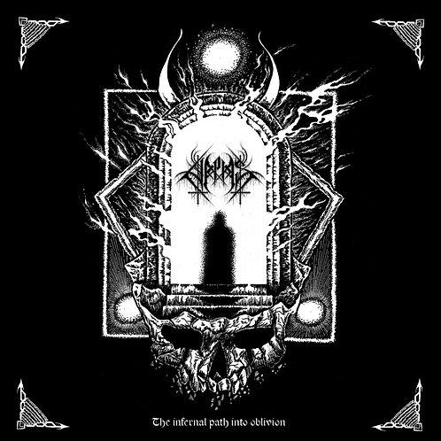 Halphas - The Infernal Path Into Oblivion DIGI-CD