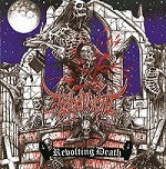 Bloodfiend – Revolting Death CD