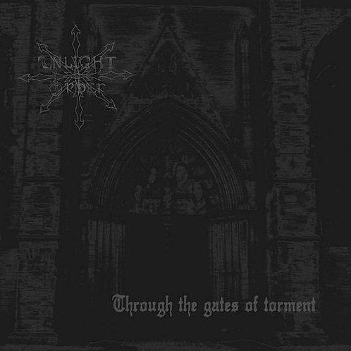 Unlight Order – Through The Gates Of Torment CD MCD