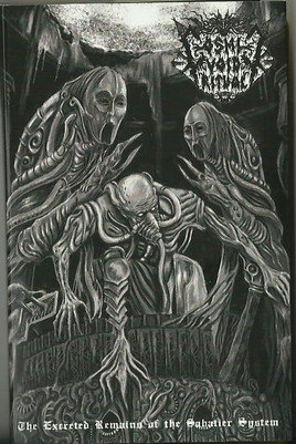 Cosmic Void Ritual – The Excreted Remains Of The Sabatier System MC (Yellow)