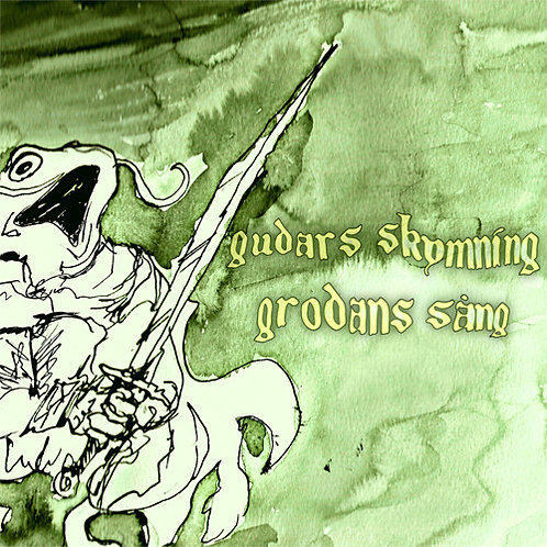 Gudars Skymning - Grodans Sång DIGI-CD
