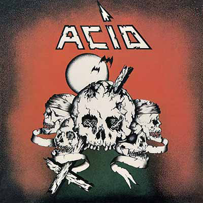 Acid - Acid CD