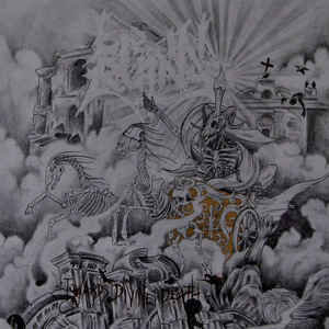 Lie In Ruins ‎– Towards Divine Death 2xLP