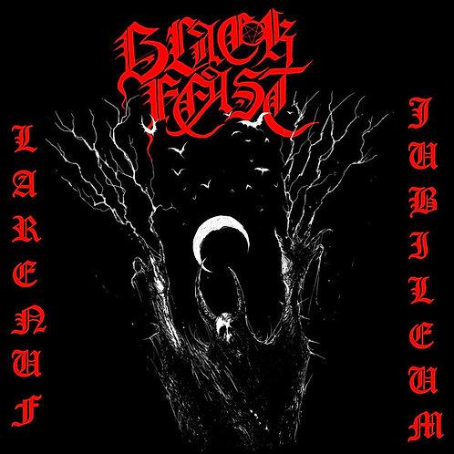 Black Feast – Larenuf Jubileum LP (Red Vinyl)