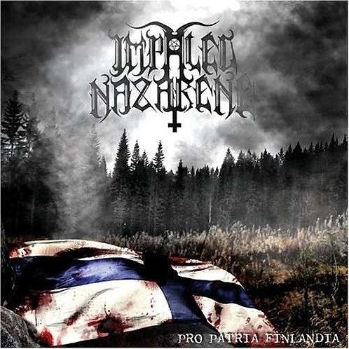 Impaled Nazarene - Pro Patria Finlandia LP (Black Vinyl)