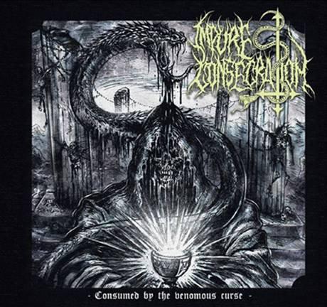 Impure Consecration – Consumed By The Venomous Curse MCD