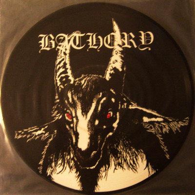 Bathory - Bathory PIC-LP
