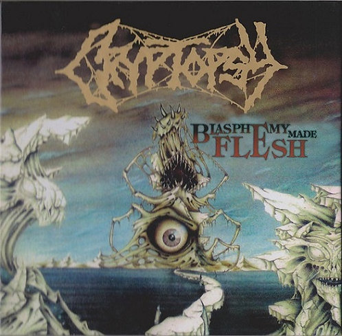 Cryptopsy - Blasphemy Made Flesh (25th Anniversary) DIGIBOOK-CD/DVD