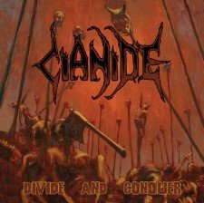 Cianide - Divide and Conquer 2xCD