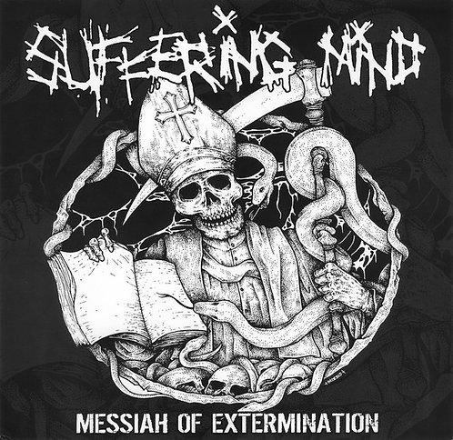 Sufferind Mind - Messiah Of Extermination LP