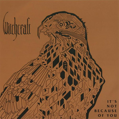 "Witchcraft - It's Not Because of You 7""EP (Cream Opaque Vinyl)"