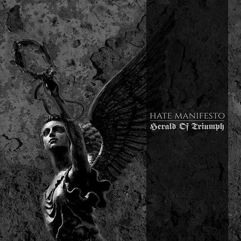 Hate Manifesto - Herald of Triumph DIGI-MCD