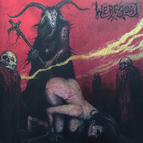 Weregoat - Slave Bitch of the Black Ram Master CD