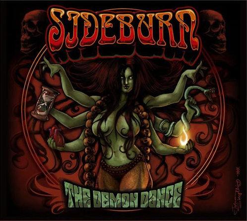 Sideburn - The Demon Dance DIGI-CD