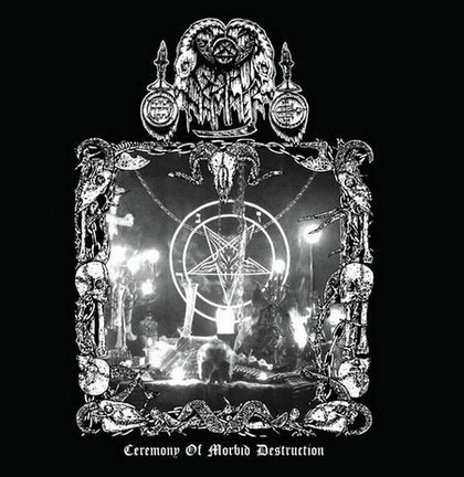 Goathammer - Ceremony Of Morbid Destruction CD