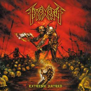 Hypnosia - Extreme Hatred CD