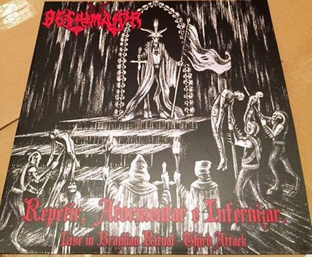 Bestymator, Bellicum Bestiallis – Repetir, Atormentar, Infernizar Rituais LP