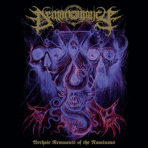 Demonomancy / Witchcraft ‎– Archaic Remnants Of The Numinous CD