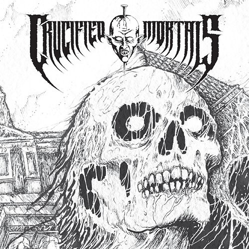 """Crucified Mortals / Exorcism 7""""EP"""