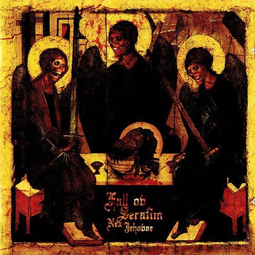 Fall Ov Serafim - Nex Iehovae CD